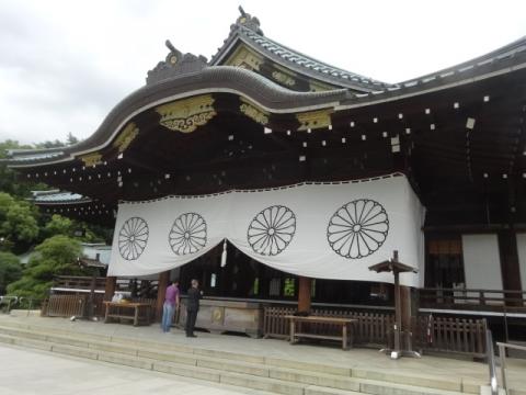 靖国神社①