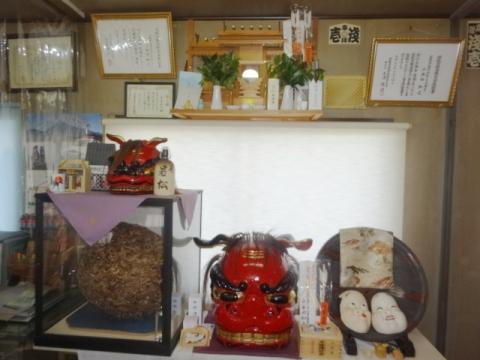 獅子頭入魂清祓式⑥ 事務所②
