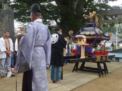 須賀神社祇園際④ 玉串宝殿