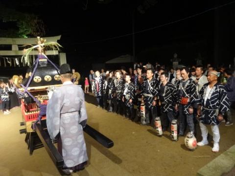 須賀神社祇園際㉖ 結び