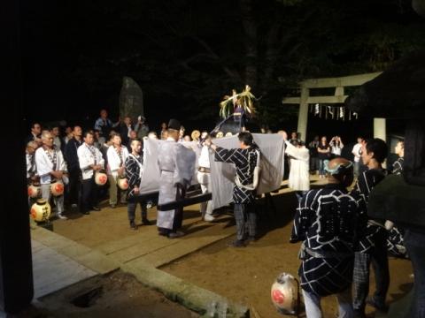須賀神社祇園際㉗ 御霊戻し