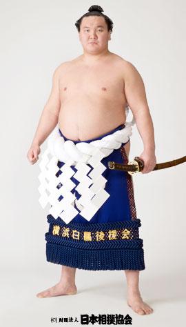 石岡・小美玉 大相撲② 白鳳