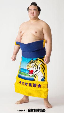 石岡・小美玉大相撲③ 稀勢の里