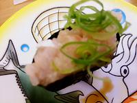 チビとこ回転寿司。。