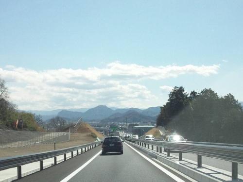 2014.3.22三連休中日に西伊豆へドライブへ行く時の写真です