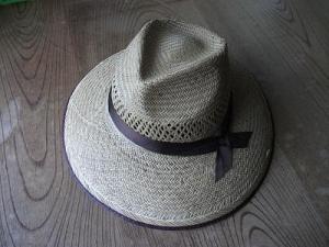 140611麦わら帽