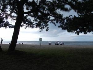 140724合浦砂浜