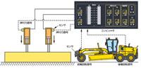 ブレード押付力一定制御装置