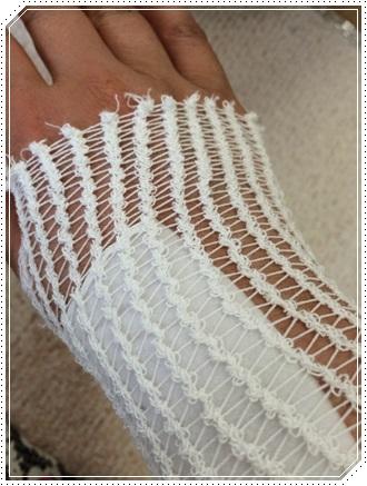 湿布とネット