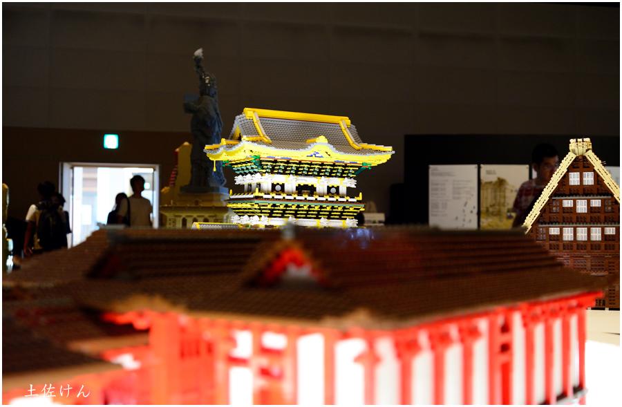 レゴで世界遺産 日光東照宮