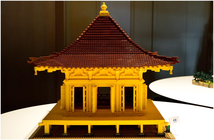 レゴで世界遺産・助手2
