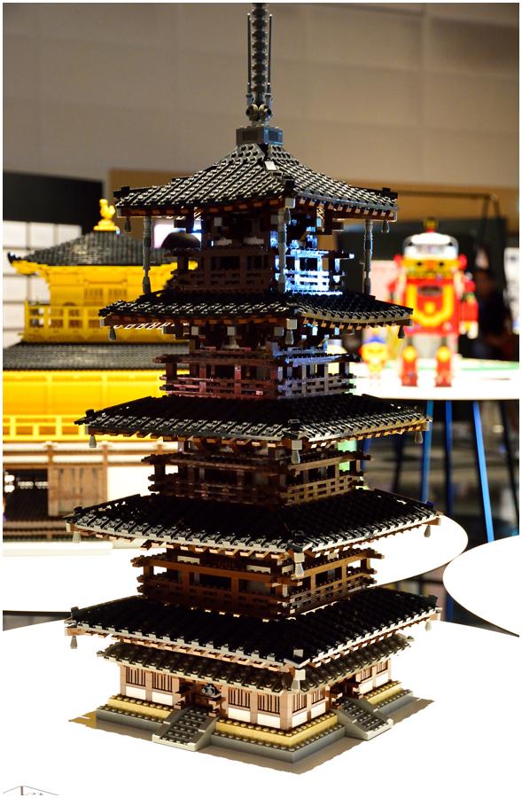 レゴで世界遺産・助手5