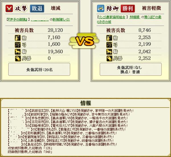 林檎姫盟主戦2
