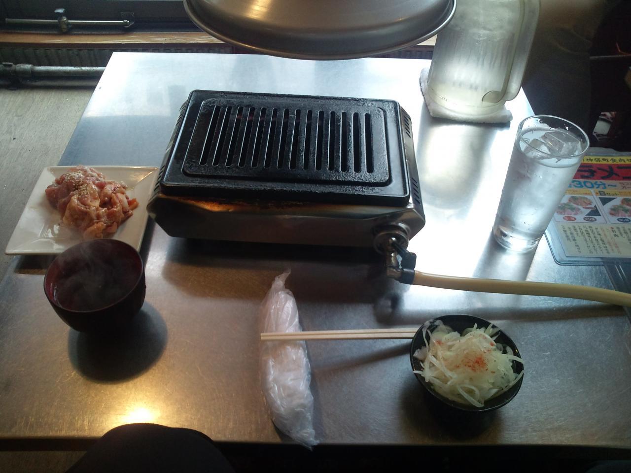 神保町食肉センター(食べ放題)