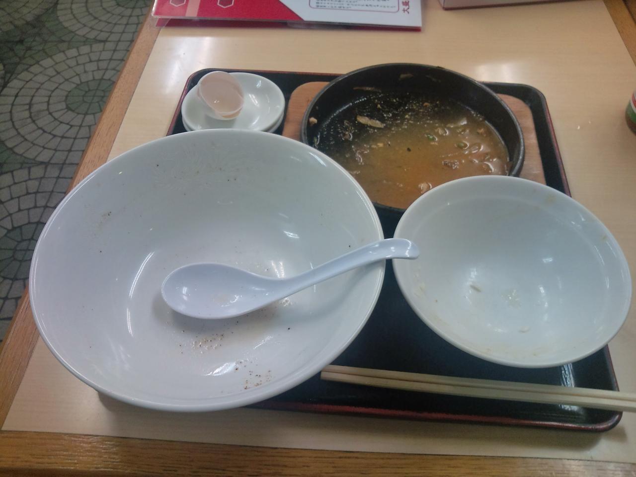 大盛軒(鉄板麺)