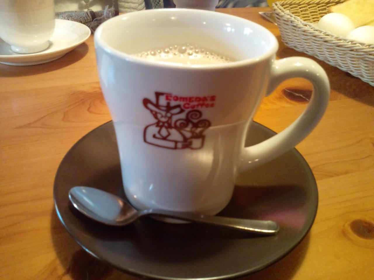 コメダ珈琲横浜江田店(コーヒー)