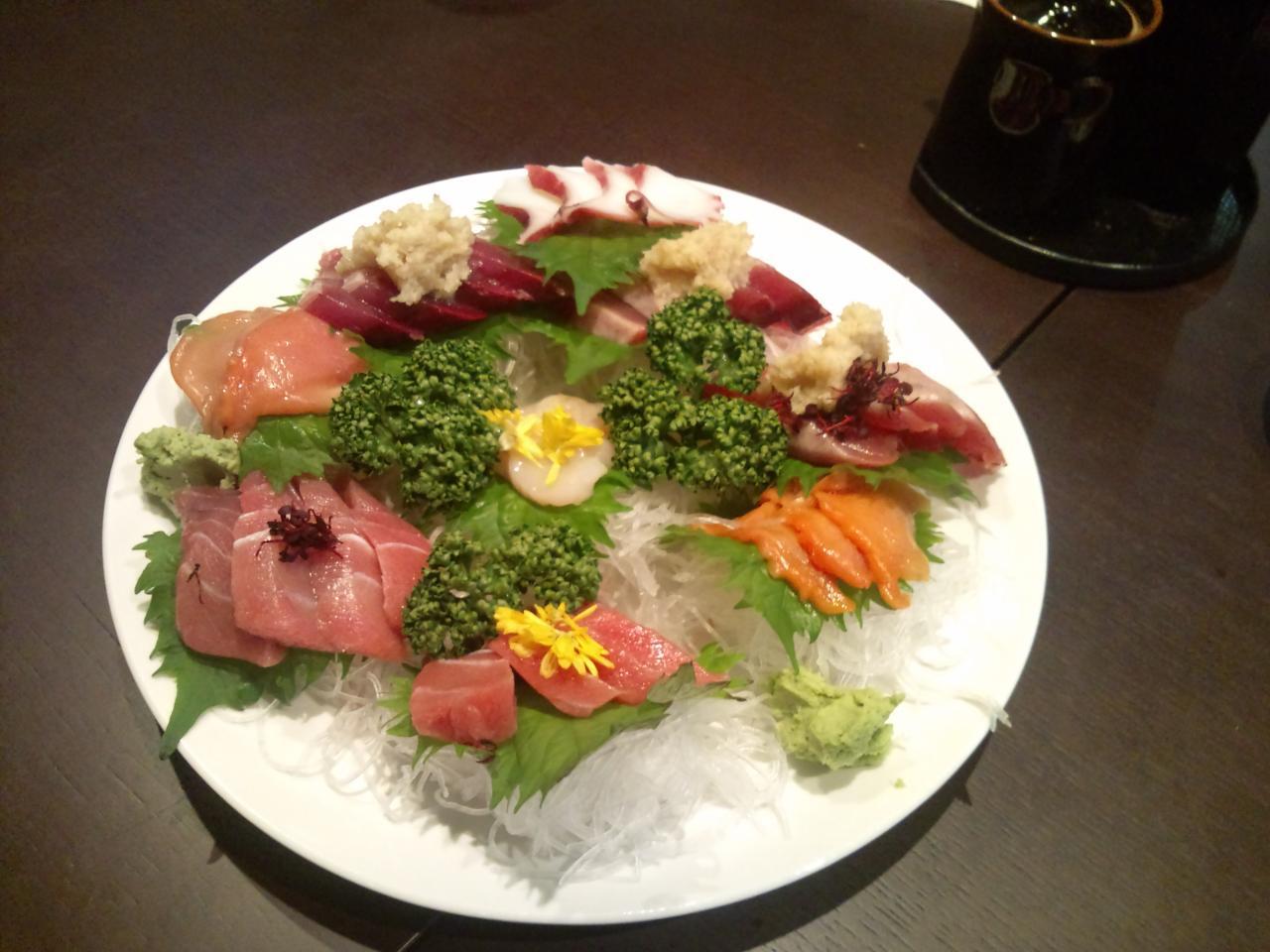 魚の店村木(料理)