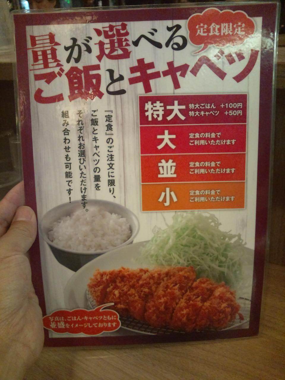 坂井精肉店高田馬場店(メニュー)