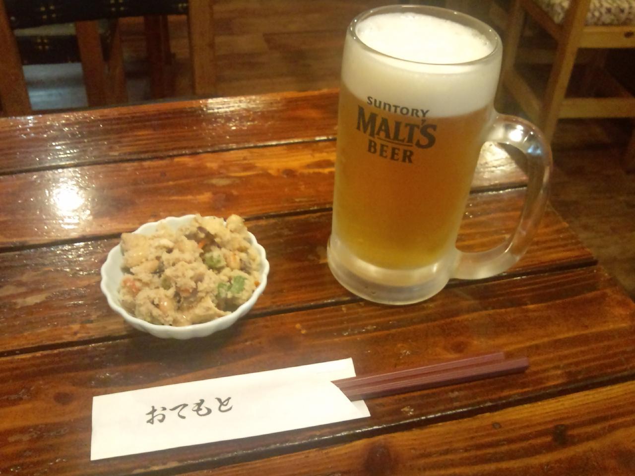 居酒屋田(ビール)