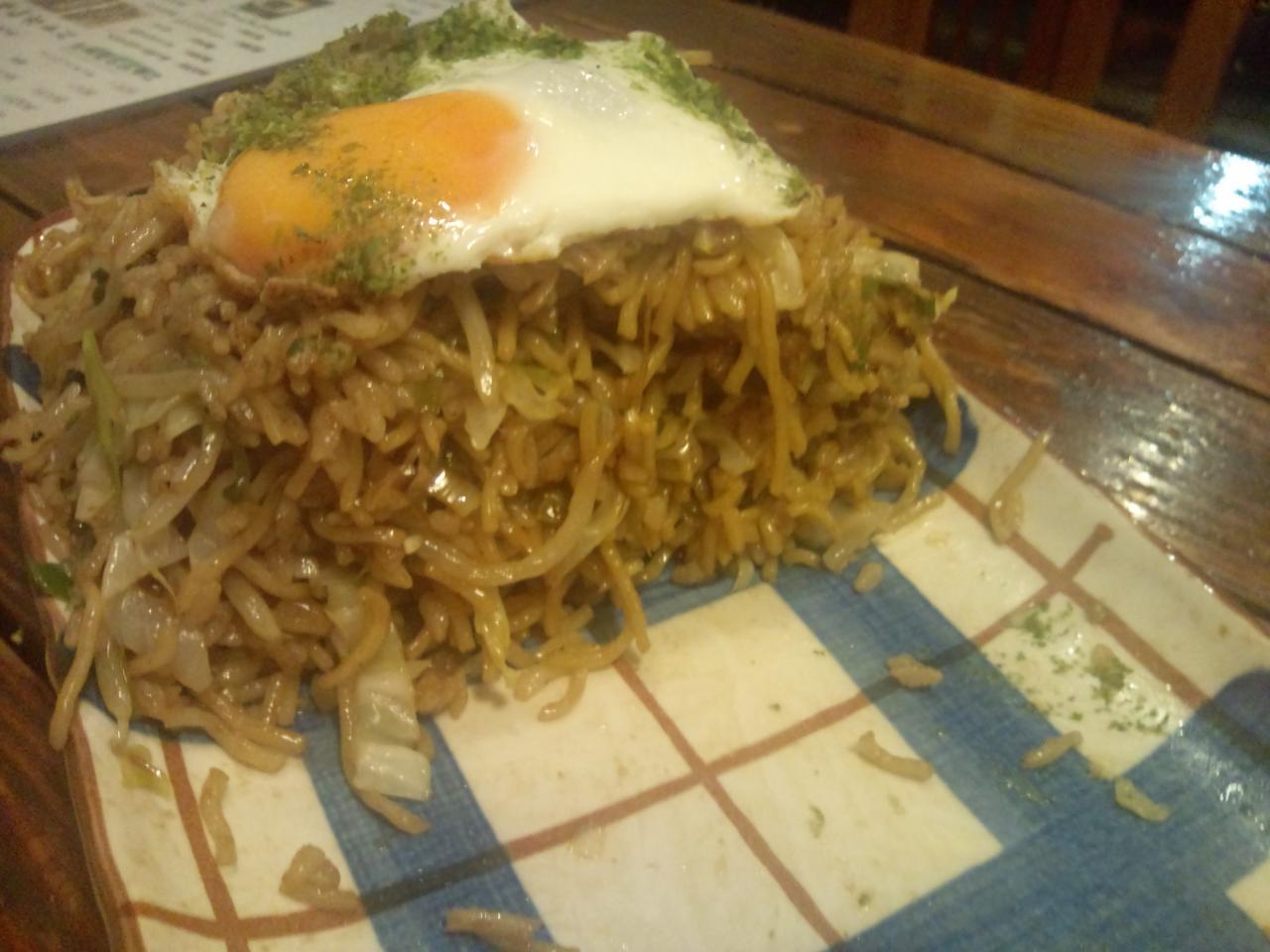 居酒屋田(びっくりそば飯)