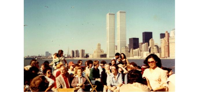 1978年5月 呉越会 NY