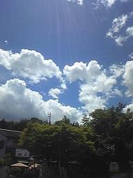 140805_115806夏の空の下で