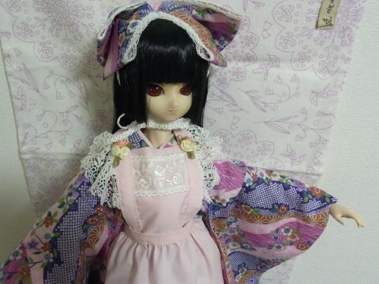 あい様×和装ドレス02