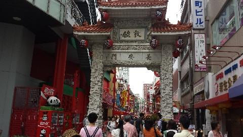 神戸元町中華街
