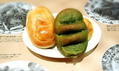 鎌倉パスタのパン食べ放題の感想
