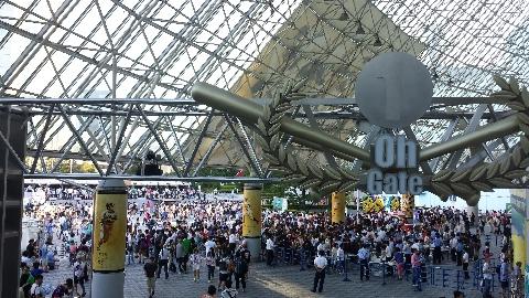 AKB48コンサート風景
