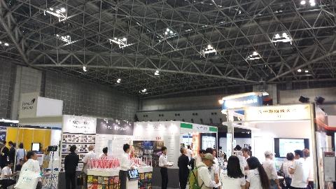 日経IRフェア2014会場風景