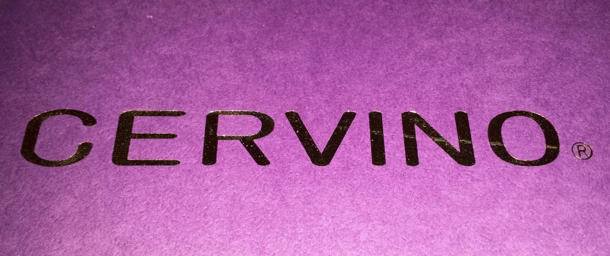 CERVINO(セルビノ)の箱