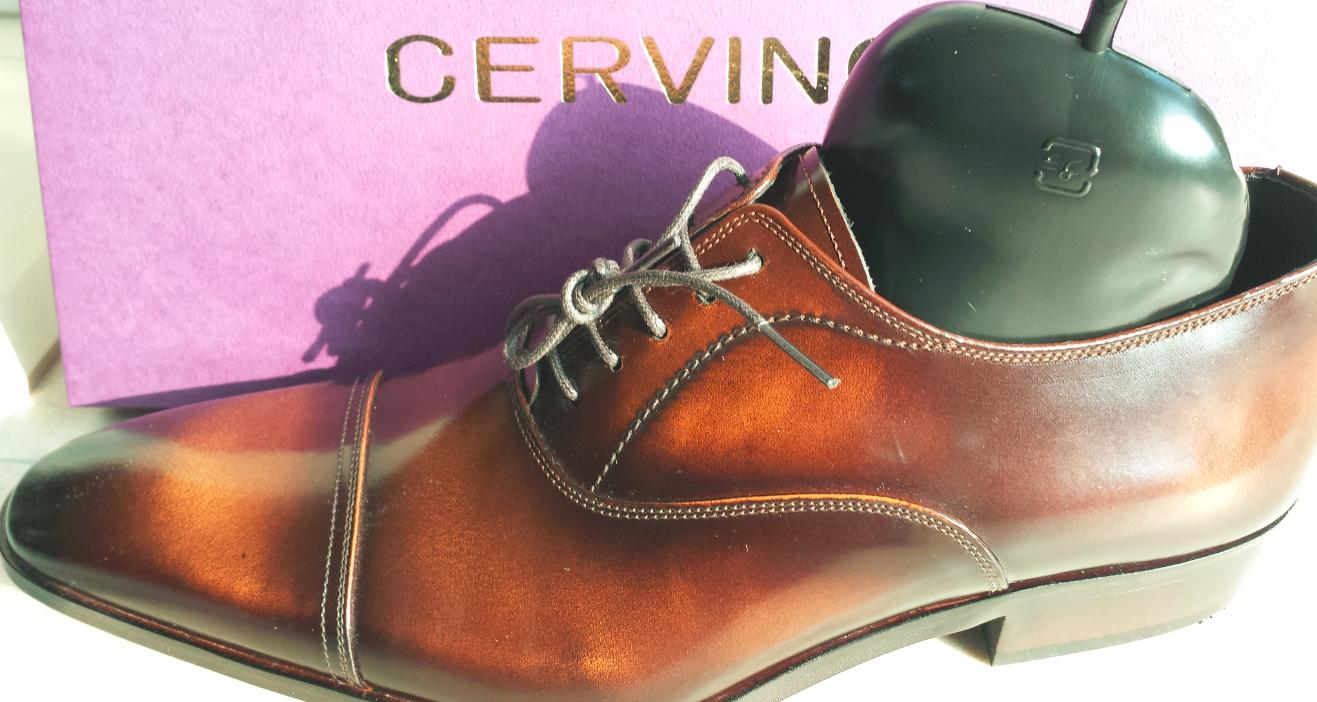 セルビノ(CERVINO)茶色