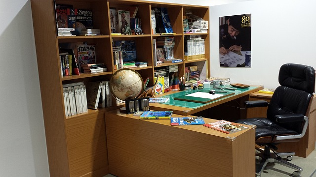 ドラえもんの書斎