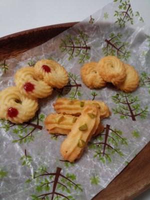 3種のクッキー (2)