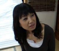 美熟女な奥様にオナニーを観ていただきました。