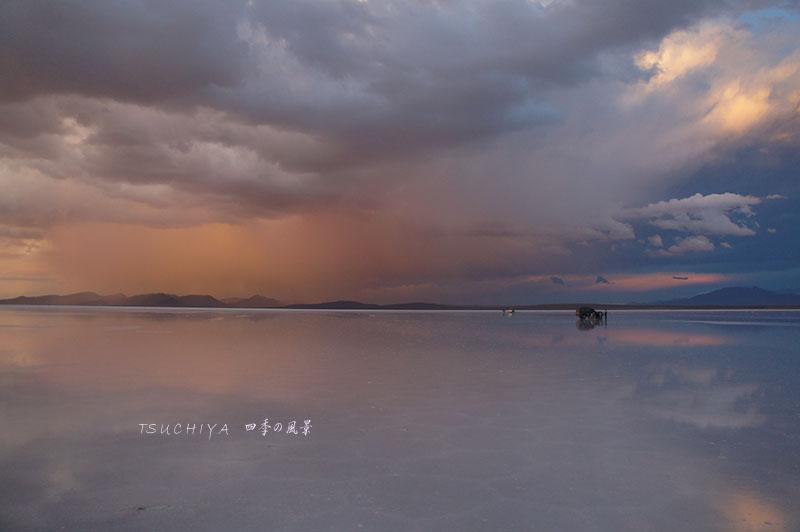 ウユニ塩湖 5