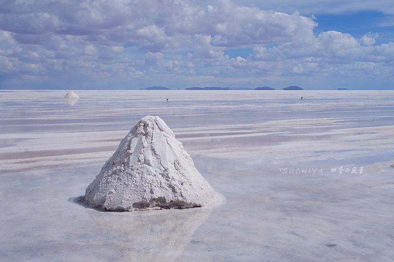 ウユニ塩湖 4