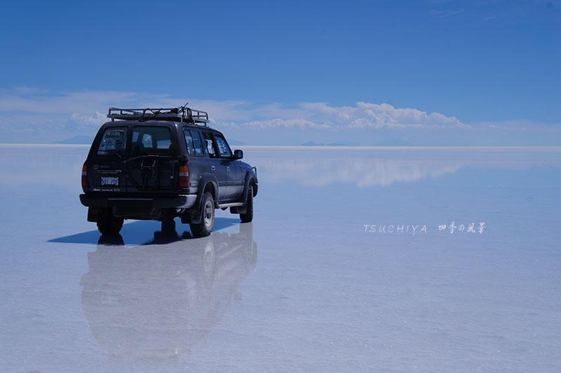 ウユニ塩湖 6