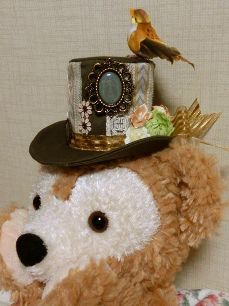 ダフ帽子2