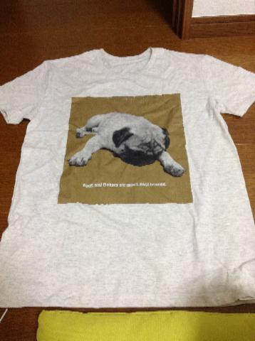 エレ片Tシャツ