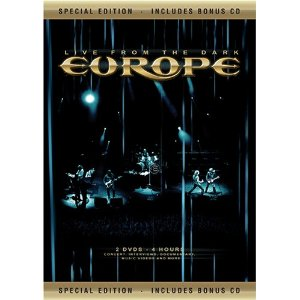 EUROPE「LIVE FROM THE DARK」