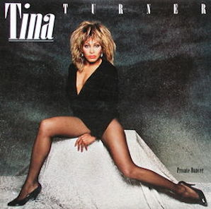 TINA TURNER「PRIVATE DANCER」