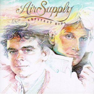 AIR SUPPLY「GREATEST HITS」