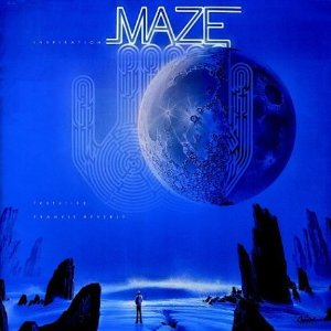 MAZE FEATURING FRANKIE BEVERLY「INSPIRATION」
