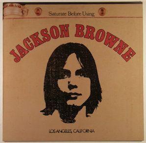 JACKSON BROWNE「JACKSON BROWNE」