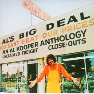 AL KOOPER「ALS BIG DEAL : UNCLAIMED FREIGHT」
