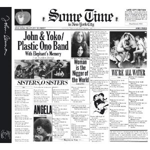 JOHN LENNON YOKO ONO : PLASTIC ONO BAND「SOMETIME IN NEW YORK CITY」