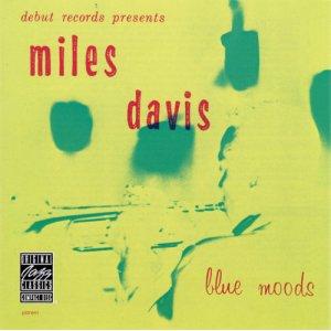 MILES DAVISBlue Moods