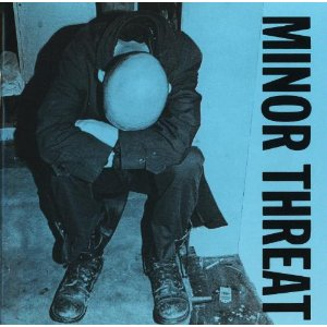 MINOR THREAT「MINOR THREAT COMPLETE DISCOGRAPHY」